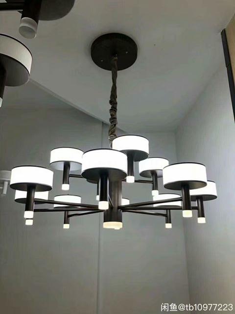 led輕奢豪華客廳燈