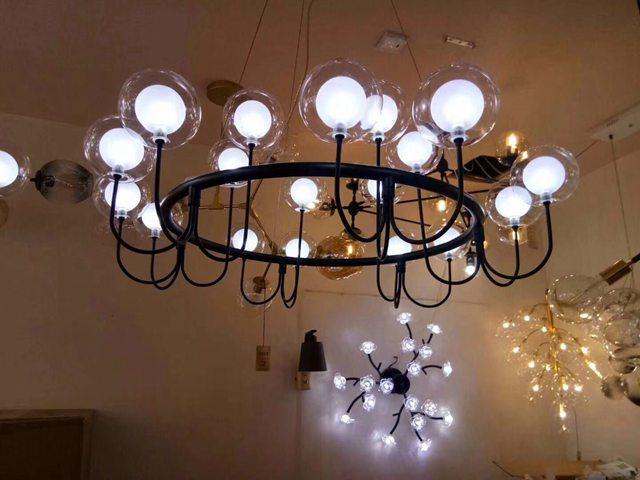 LED吸顶灯卧室灯,简约现代