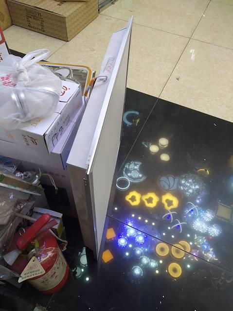 led厨房平板灯