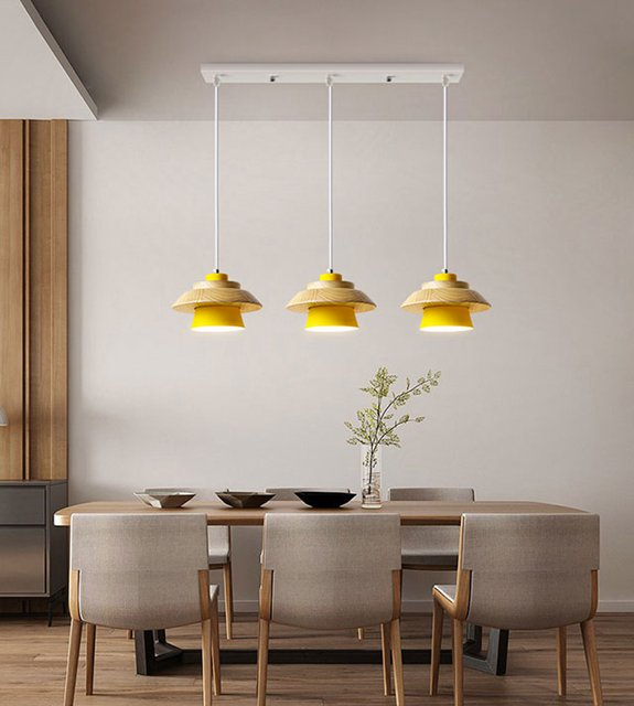 高端场所餐厅用什么单头吊灯好看?
